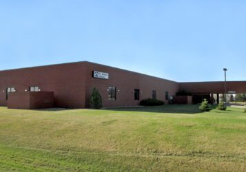 exterior view of CHI St. Alexius building for sale in Minot, ND