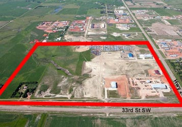 aerial photo of property for sale