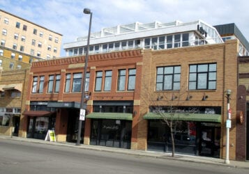 Space for lease in the Gulch Block building on Main Avenue in Downtown Bismarck, ND