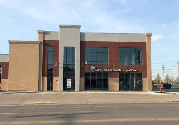 Main Avenue Office For Lease in Bismarck, ND exterior