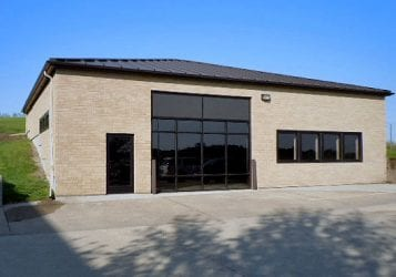stand-alone building for lease