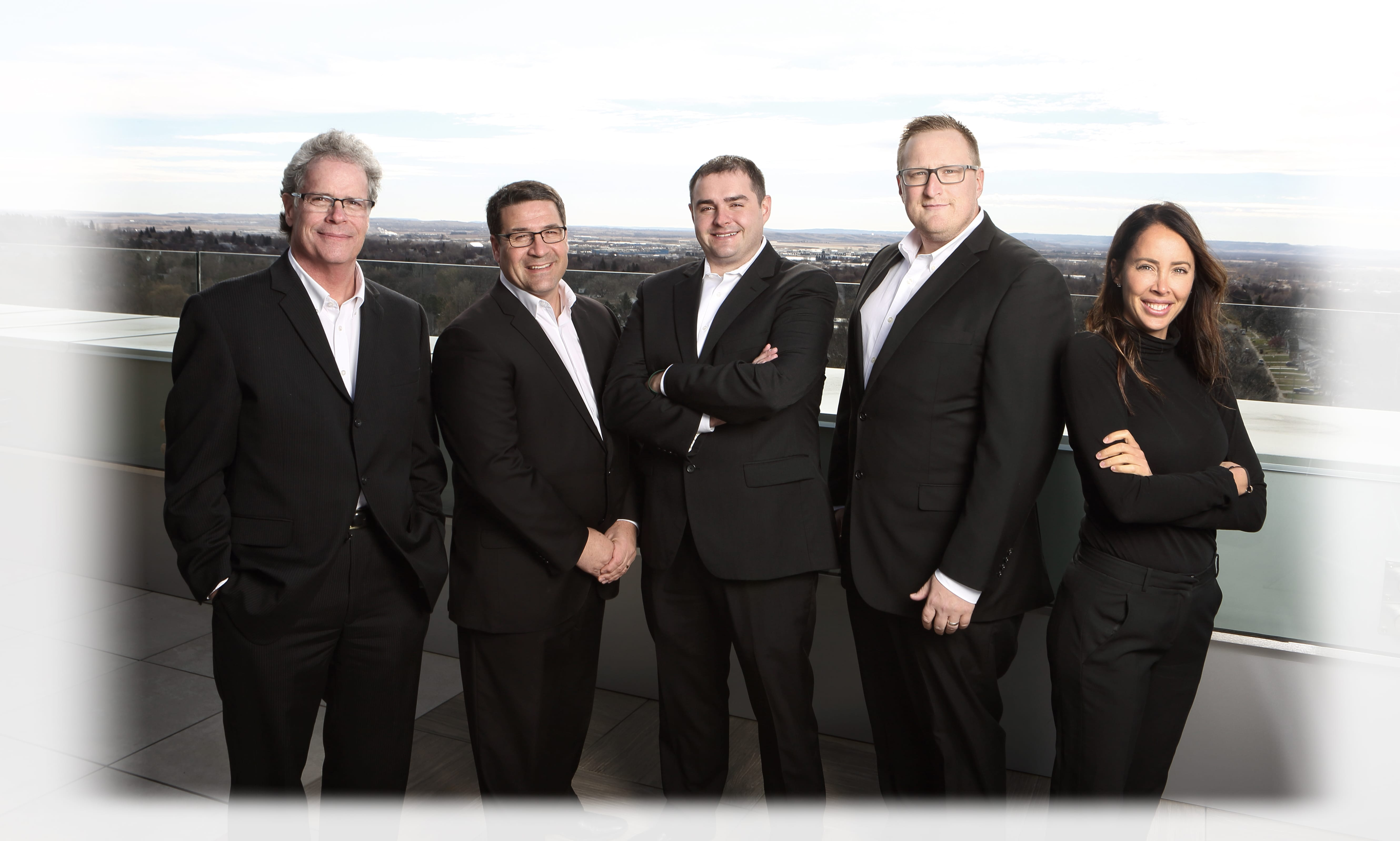 group of 5 brokers
