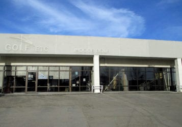 Upfront Mall retail office space for lease in Bismarck, ND