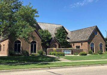 professional office building space for lease in South Bismarck, ND