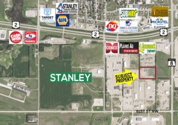 Mountrail County land for sale located in Stanley, ND