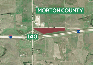 Morton County lots for sale