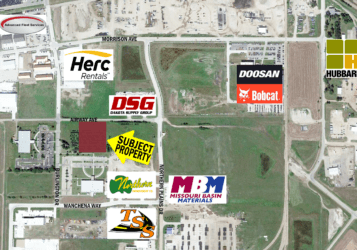 Airway Ave land for sale in South Bismarck, ND