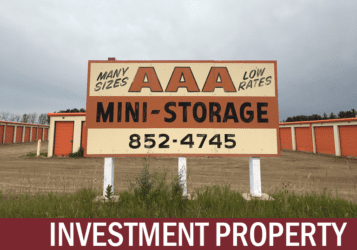 Minot investment property