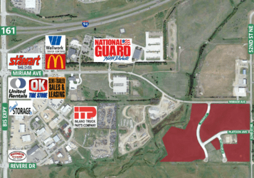 Miriam Ave 52nd Street land for sale in East Bismarck