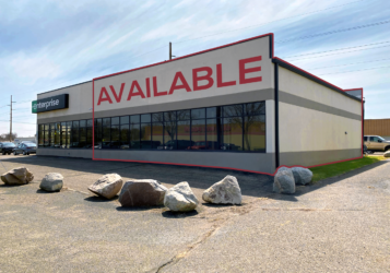 Bismarck Expressway office retail space for lease