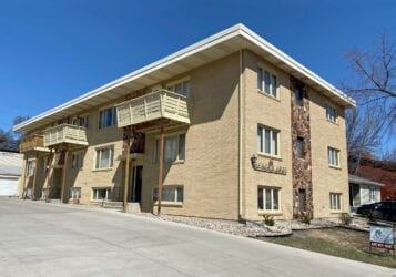 114 West Rosser Avenue apartments for lease rent in Bismarck Berger apartments