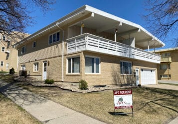 120 West Rosser Avenue apartments for lease rent in Bismarck