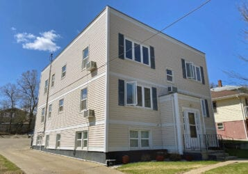 Downtown Bismarck studio & bedroom apartment for lease rent at 512 N 2nd Street