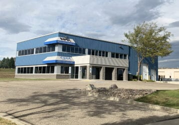 2-Story Office Building with Warehouse in East Bismarck