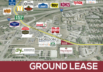 NW Bismarck lot available along Divide Ave
