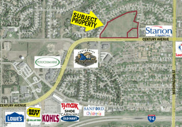 lots for sale in NW Bismarck off Century Avenue